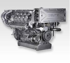 Deutz marine diesel engine in NZ dealer