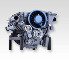 Deutz 413 FW diesel engine