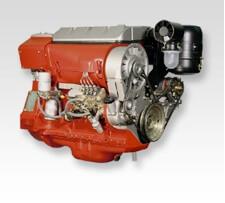 Deutz D 914 diesel engine