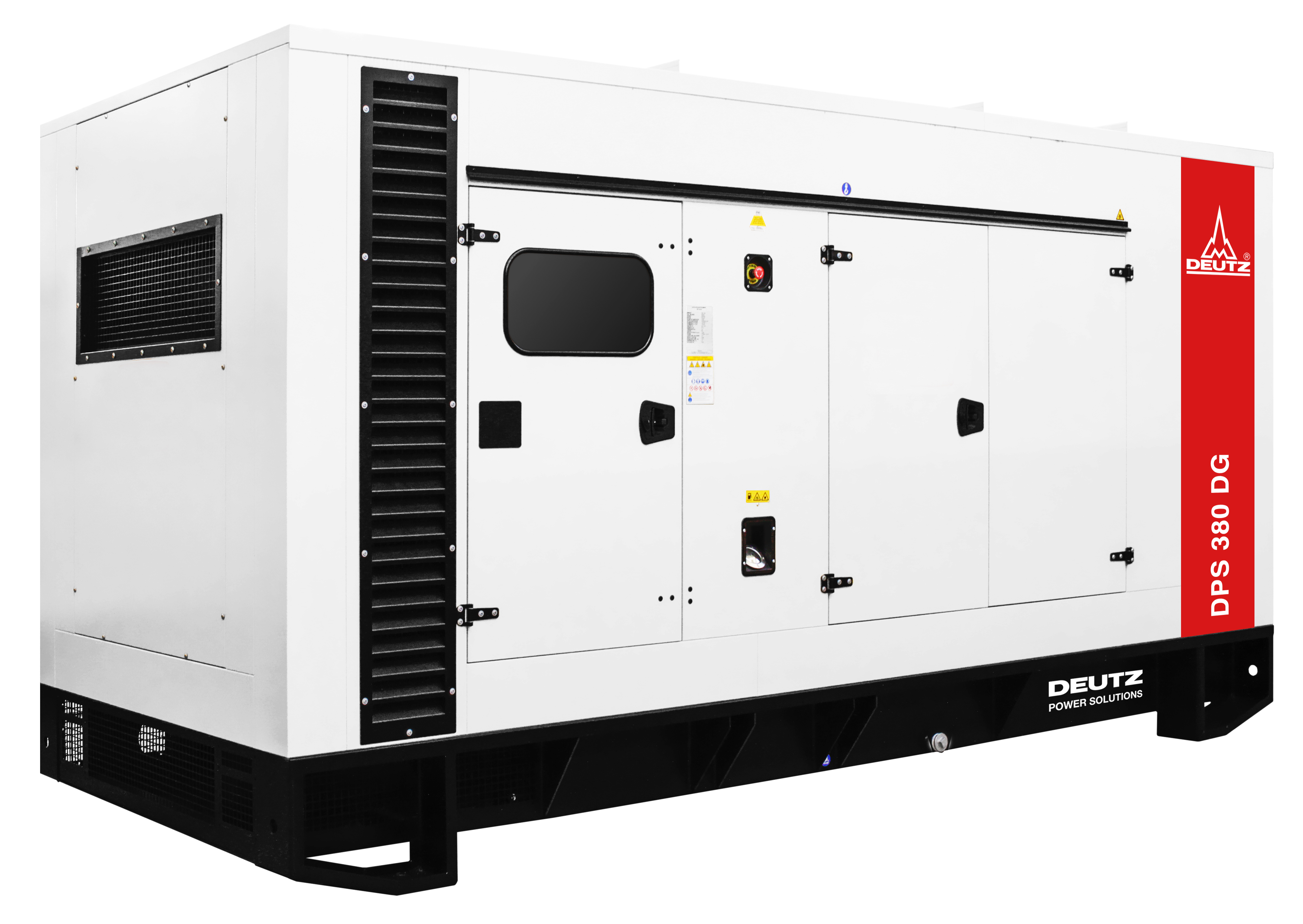 Deutz DPS 380 DG diesel generator