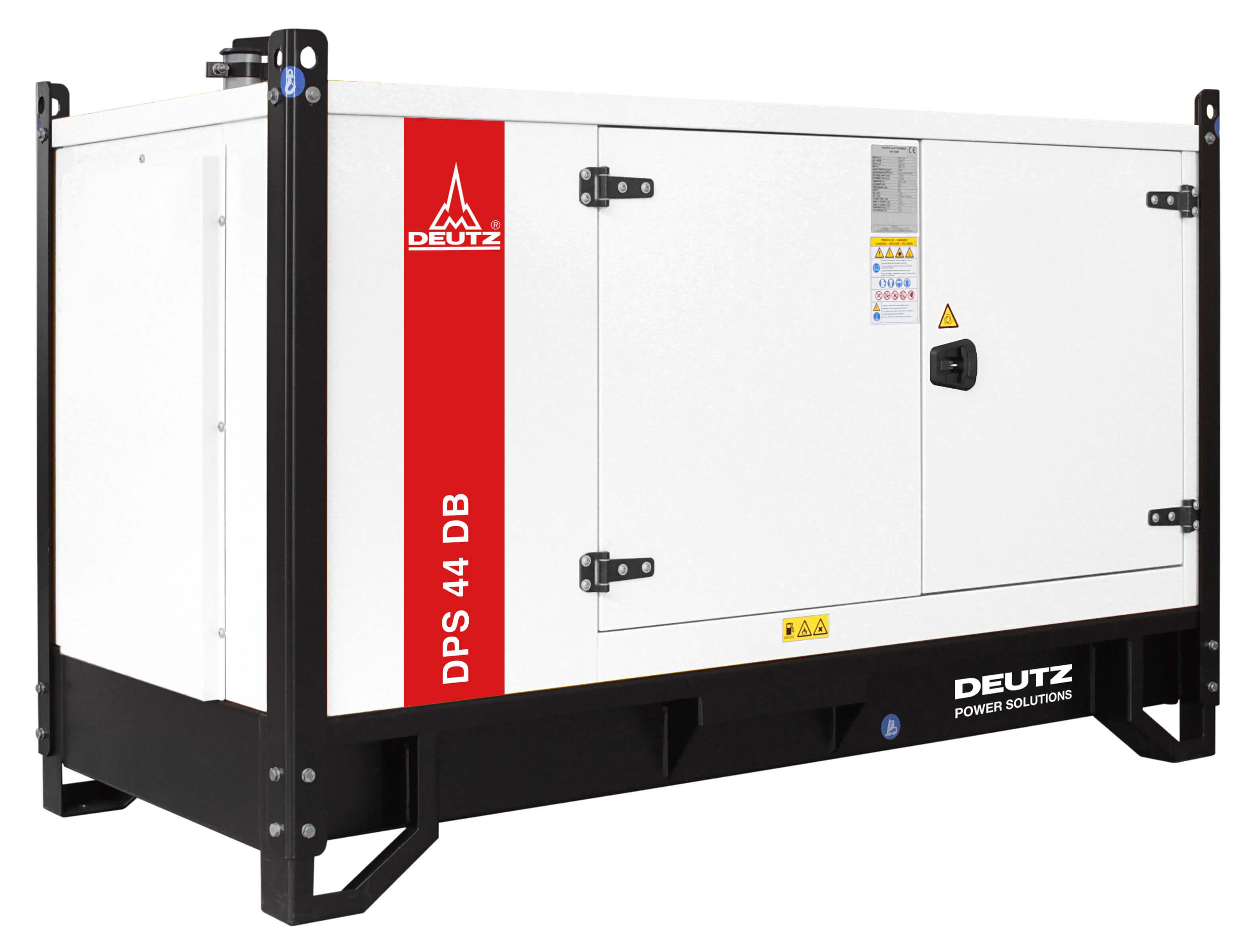 Deutz DPS 44 diesel generator