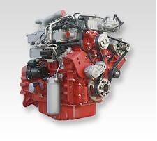 Deutz L4 diesel engine