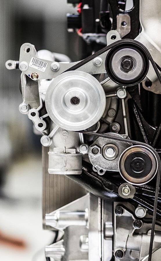 Deutz Marine Diesel Engine