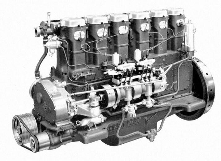 Gardner Diesel Marine Engines For Sale | Gardner Parts