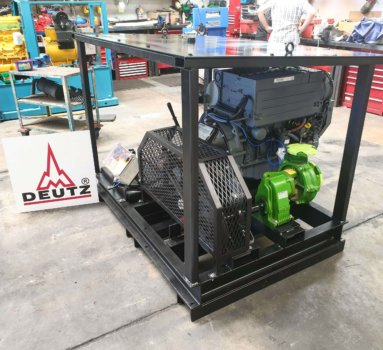 diesel irrigation pump
