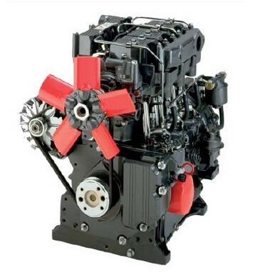 Lister Petter Alpha Series LPW diesel engine
