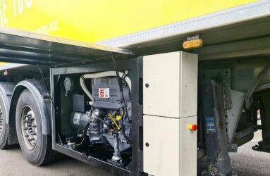 Truck generator