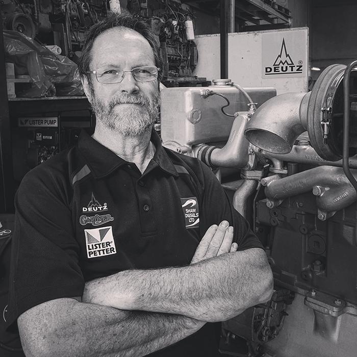 Dave Shaw Diesel Engine Expert