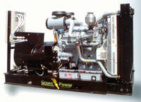 Green Power Genset 1S Gas Generator