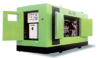 Green Power Genset 2S Gas Generator